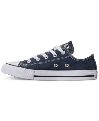 cb7828592c Converse Little Boys' & Girls' Chuck Taylor Original Sneakers from ...