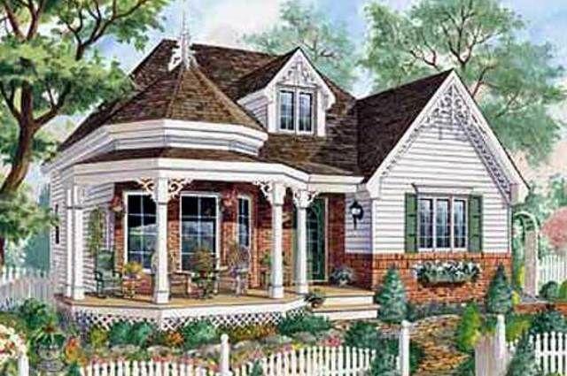 Victorian Home Cottages Cottage House Plans Floor Friv 5