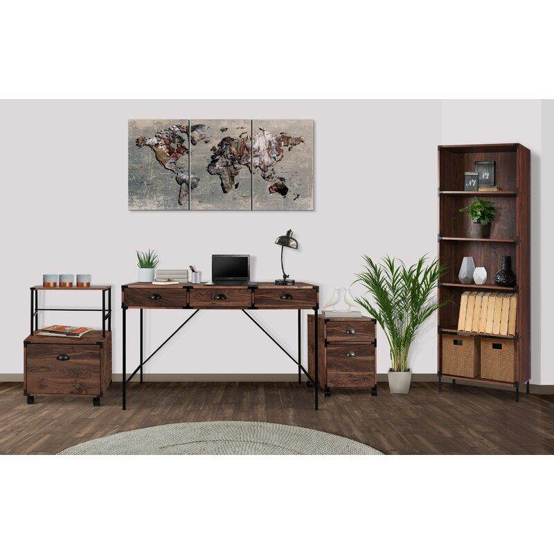 Williston Forge Orman Configurable Office Set & Reviews