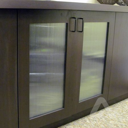 Multiwall polycarbonate \ insert\  cabinet doors & Multiwall polycarbonate \