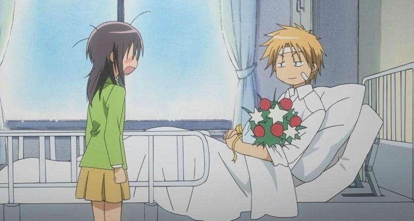 Kaichou Wa Maid Sama Maid Sama Maid Sama Manga Anime Romance