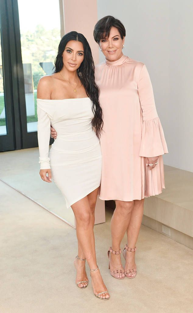 Kim Kardashian West & Kris Jenner from The Big Picture: Today\'s Hot ...