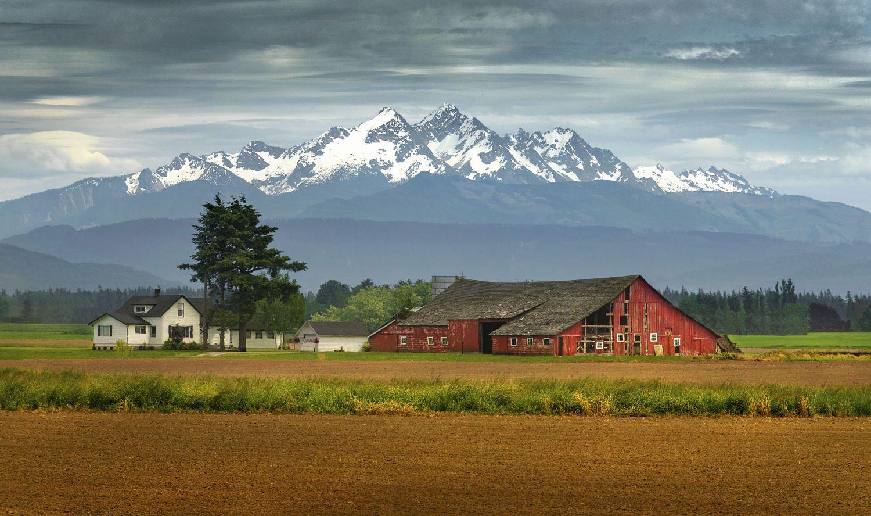 ***Homestead (Washington) by Lou Nicksic on 500px