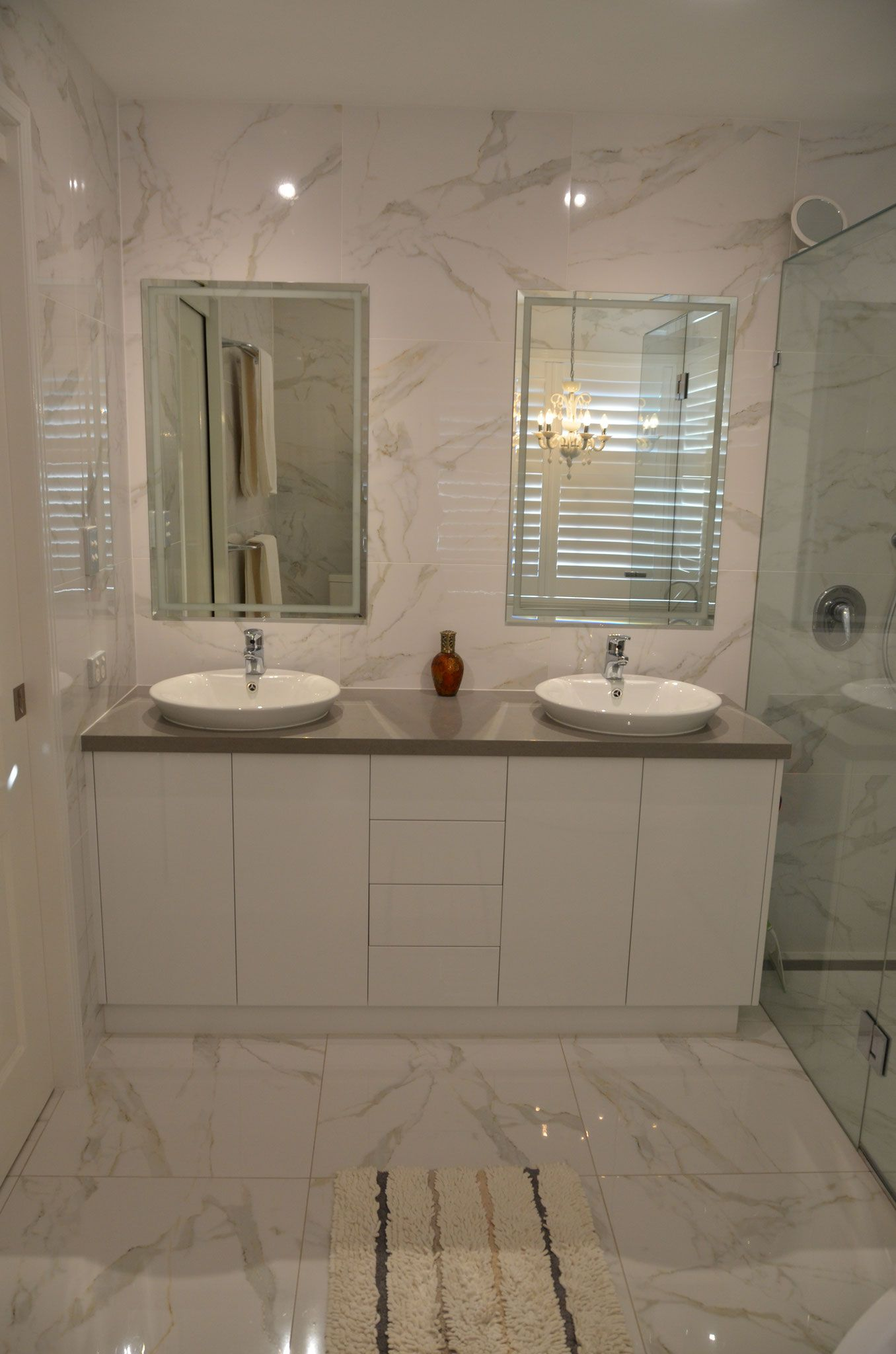 Large Square Marble Tiles Not As Good Bathroom Floor Tiles Bathroom Tile Bathroom