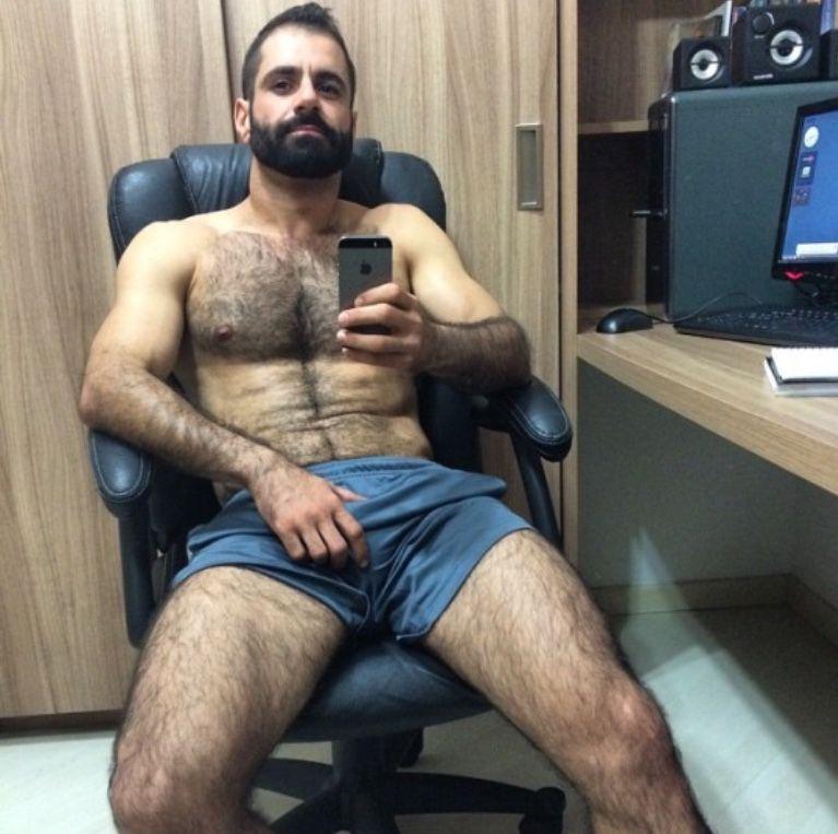 Sex hairy video