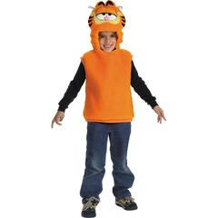 Infant/Toddler Garfield Vest Halloween Costume - Kmart | Babies ...
