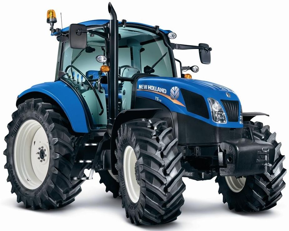 New Holland T5 Tractor I Want One New Holland Tractor New Holland Ford New Holland Agriculture