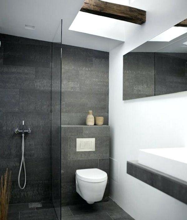 Charmant Moderne Badezimmer Bilder Kreativ On überall Fliesen Grau Dwbbook Co 15