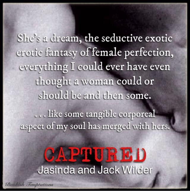 #Captured by Jasinda & Jack Wilder