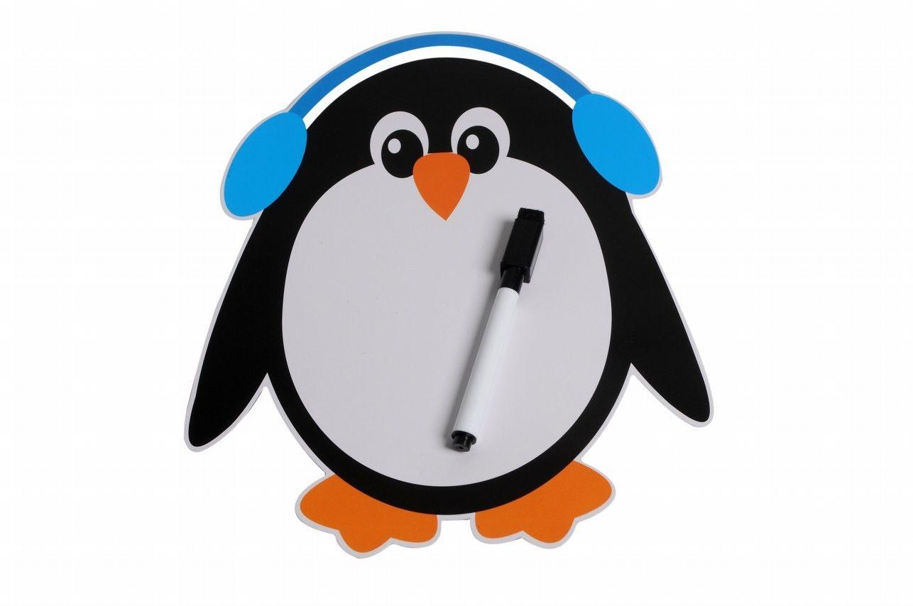 Lousa de Geladeira Pinguim - Poliestireno
