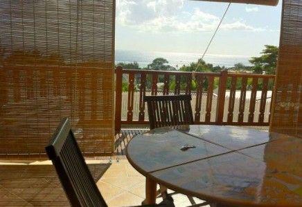 Location Villa F4 Avec Piscine Et Vue Mer à Tamarin Ile Maurice