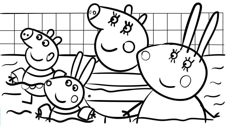 Peppa Pig Para Colorir 11 Peppa Pig Para Colorir Patrulha Canina Para Colorir Colorir