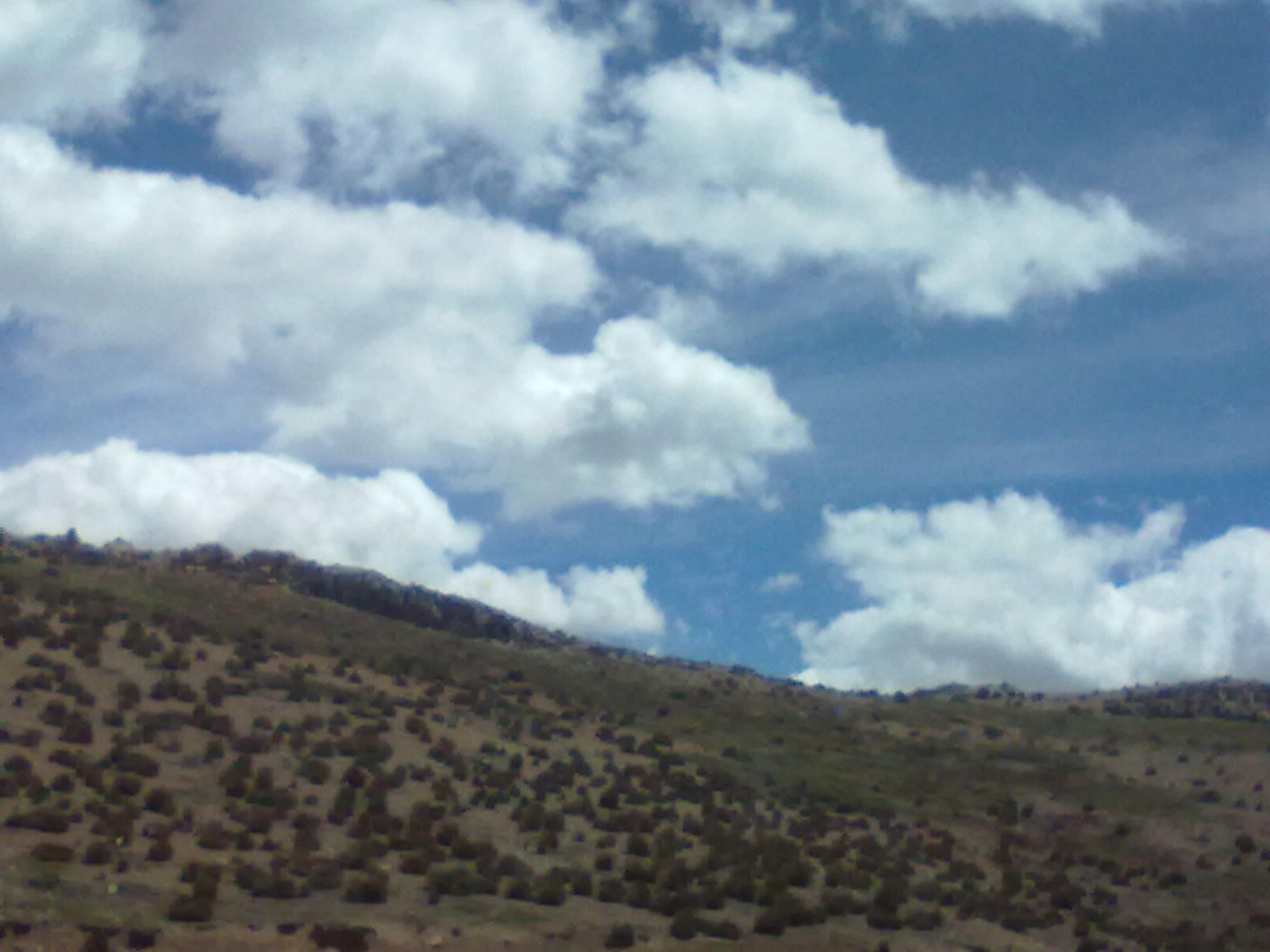 El camino a Huancayo