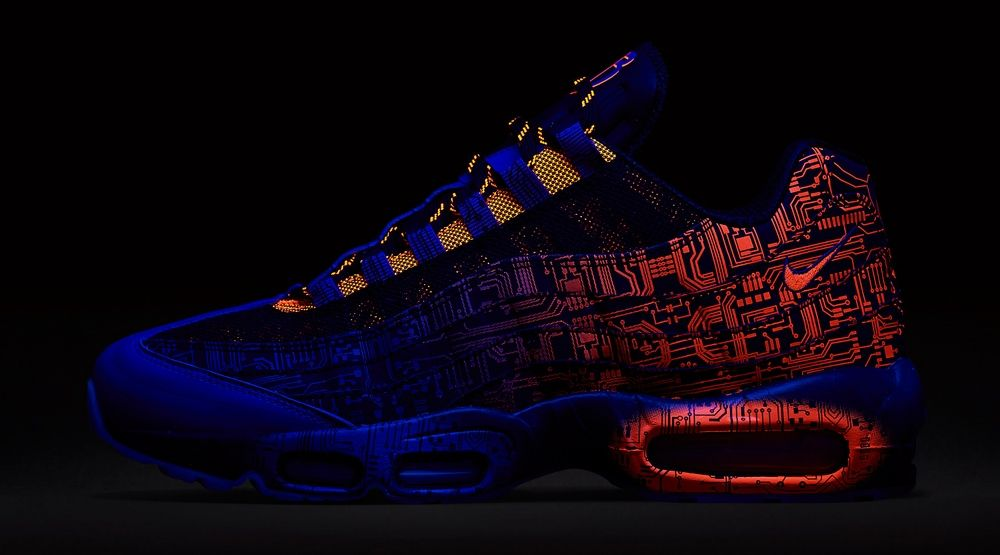 6528c2c375fc You Have to See the Details on the Doernbecher Nike Air Max 95 ...