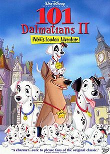 101 Dalmatians 2 Patch S London Adventure Peliculas De Disney Walt Disney Peliculas Cine