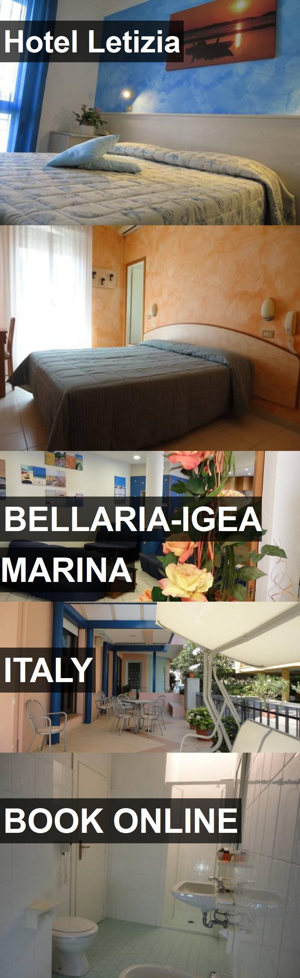 Hotel Letizia in BellariaIgea Marina, Italy. For more