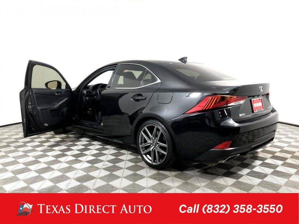 Used 2017 Lexus IS Texas Direct Auto 2017 Used Turbo 2L I4