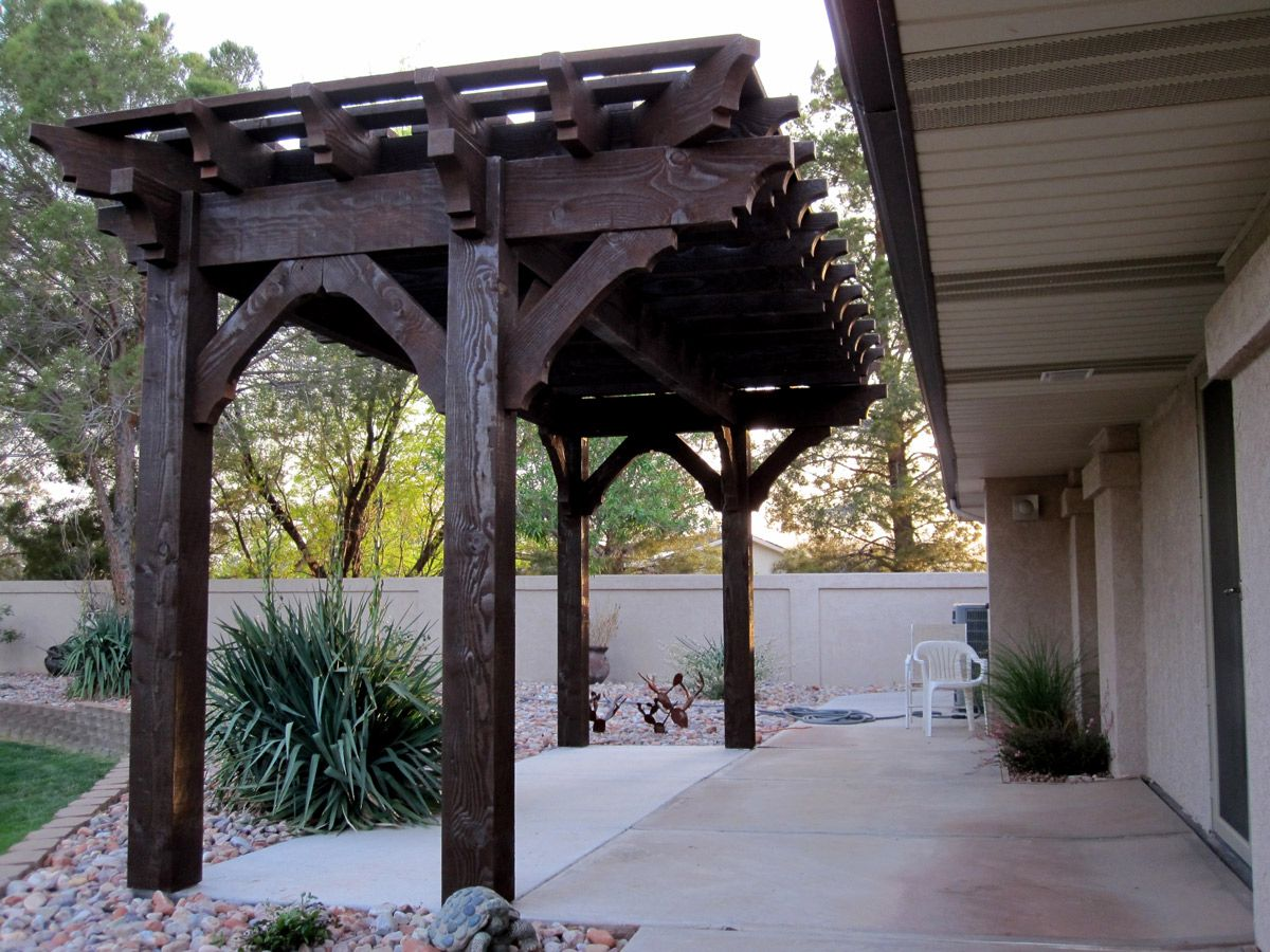 Home Oversize Pergolas Pergola Covered Pergola Diy