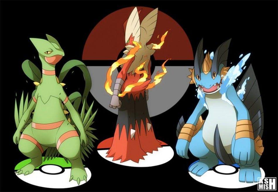 Image result for gen 3 pokemon pinterest