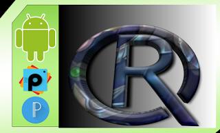 Cara Membuat Logo 3D dengan PicsArt Android | Aplikasi android