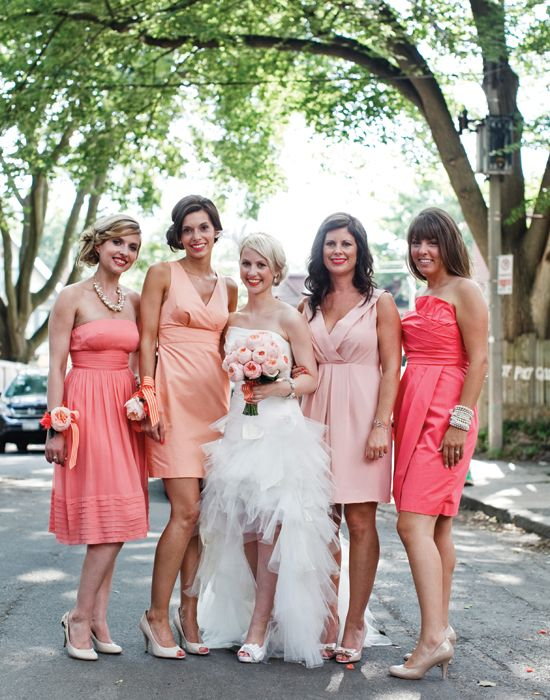 1000  images about Dresses on Pinterest | Mismatched bridesmaid