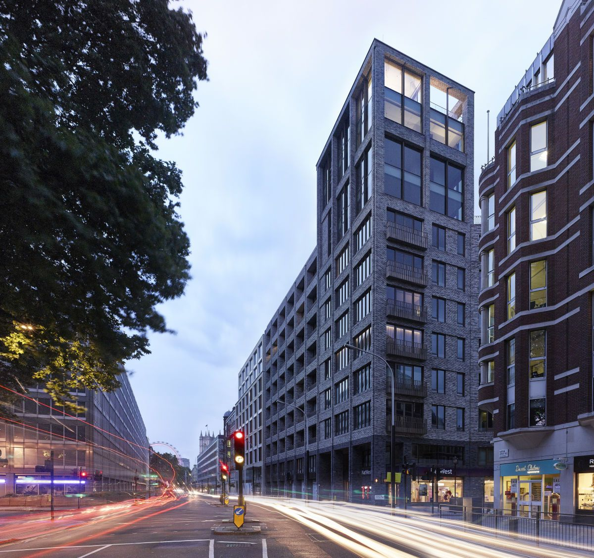Remodelling Of An Existing Office Block Into Luxury, 'New