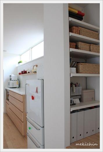 キッチンの高窓の効果 高窓 明るい キッチン キッチン