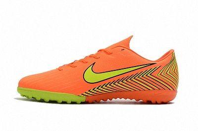 ff9320eff679 2018 Cheap Priced Nike Mercurial Superfly VI TF Word Cup Neymar Total  Orange VoltAG Word Cupe