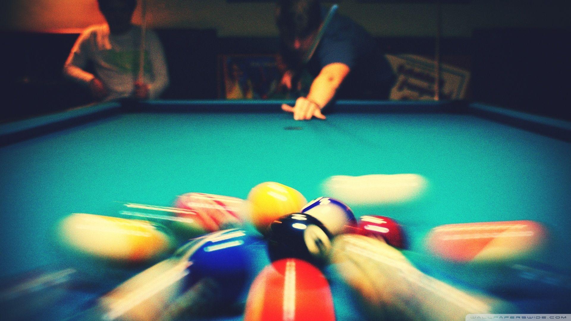 Billiards Wallpaper
