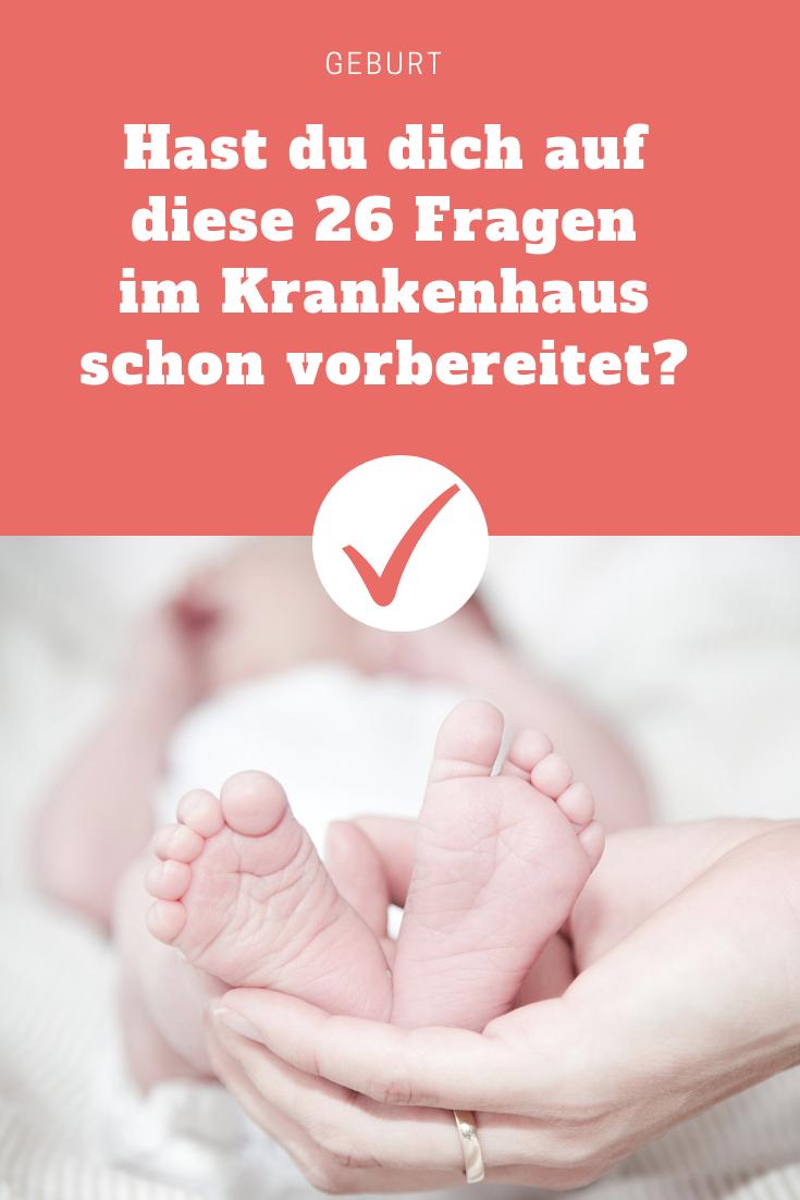 26 Entscheidungen, die du in den ersten 48 Stunden nach der Geburt deines Babys treffen musst
