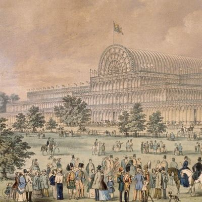 Londons 1851 Great Exhibition Of Technology Inspired The World Park HomesCrystal