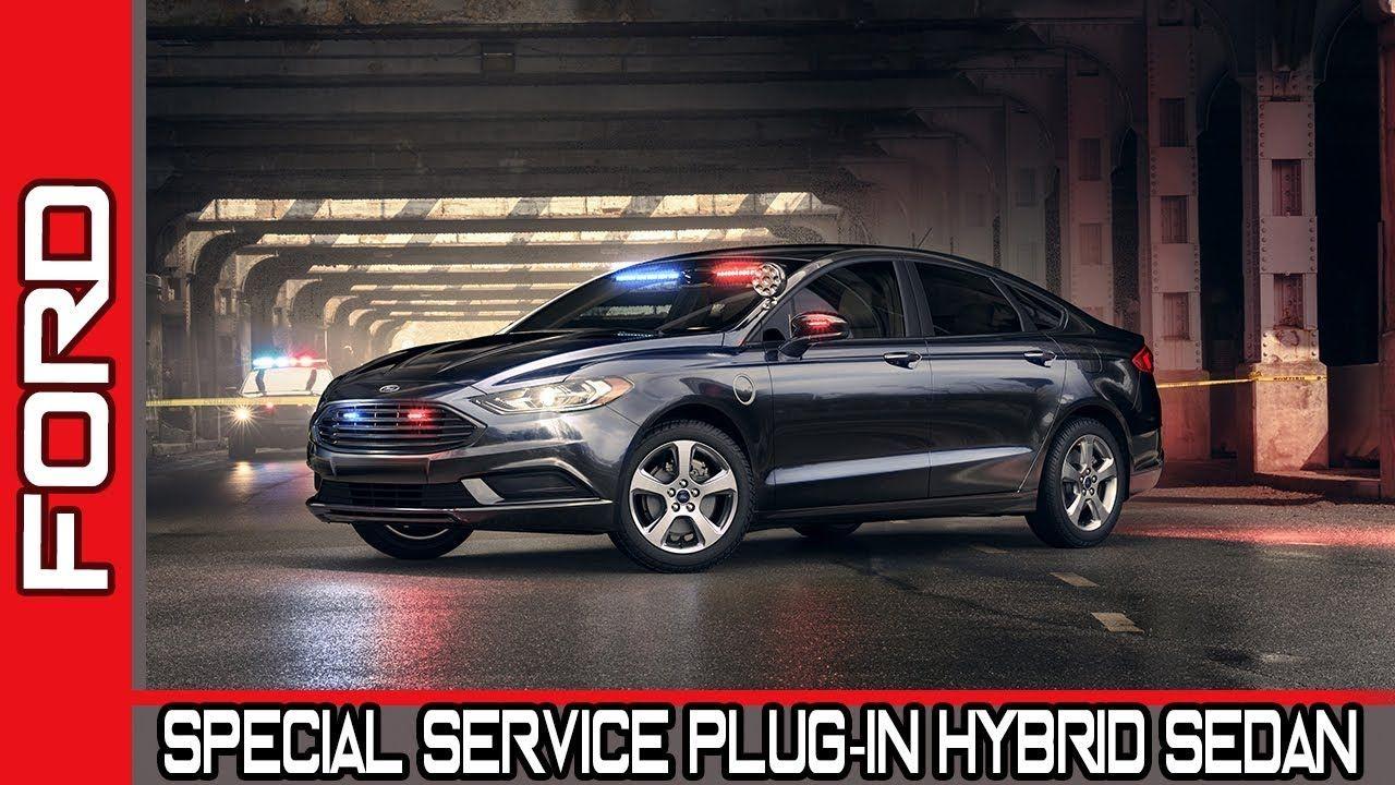 Ford Special Service PlugIn Hybrid Sedan Обзор от AUTO