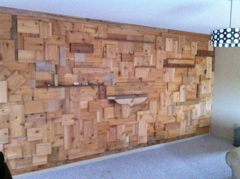 Puzzle Piece Wall