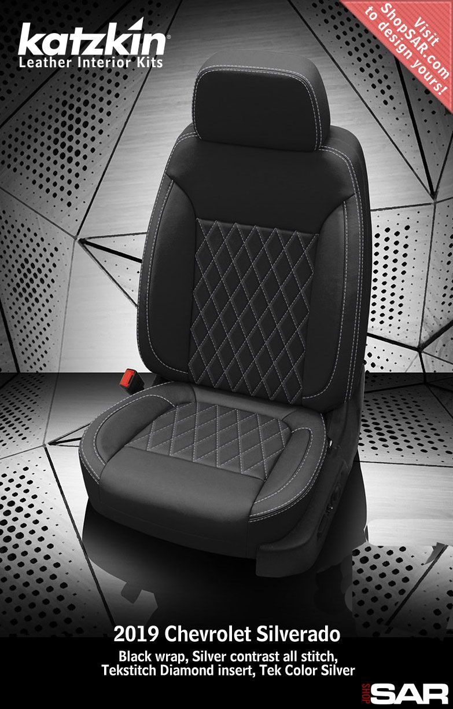 Katzkin Custom Leather Auto Interiors Leather Seat Covers