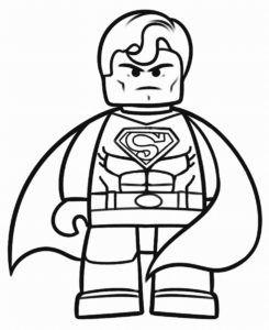 Coloriage Lego 20 Dessins à Imprimer Gratuitement
