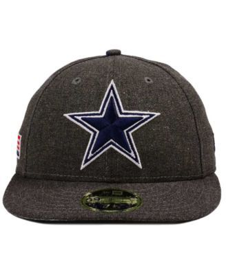 size 40 140ef 8d468 New Era Dallas Cowboys Crafted In America Low Profile 59FIFTY Fitted Cap -  Gray 7