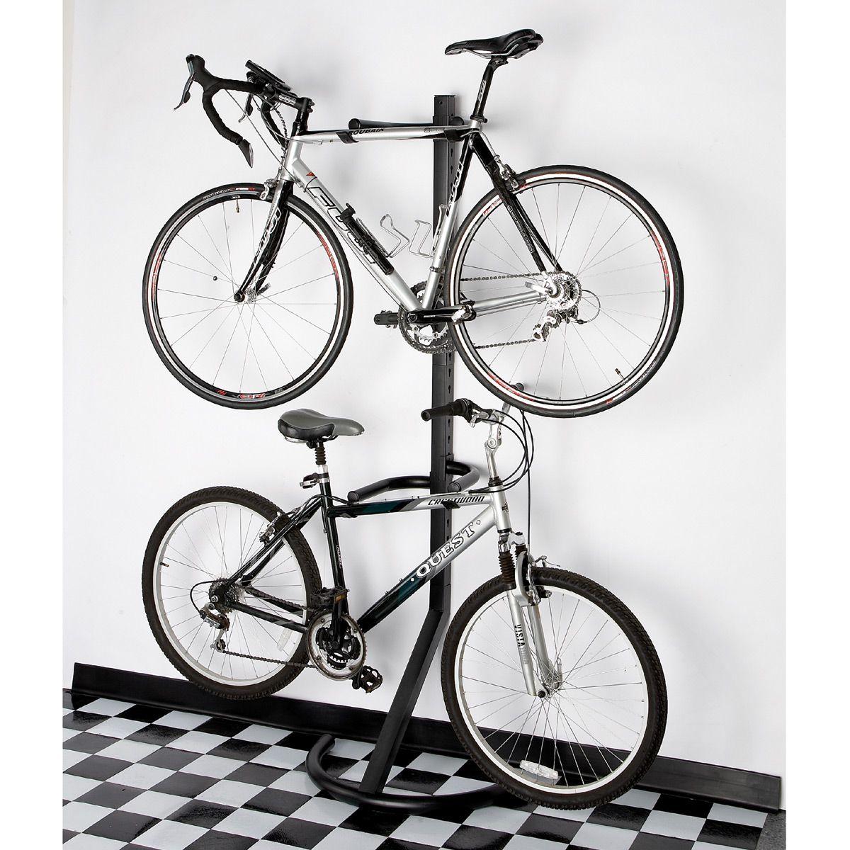 Gravity Bike Rack Organization Pinterest Tool Shop And