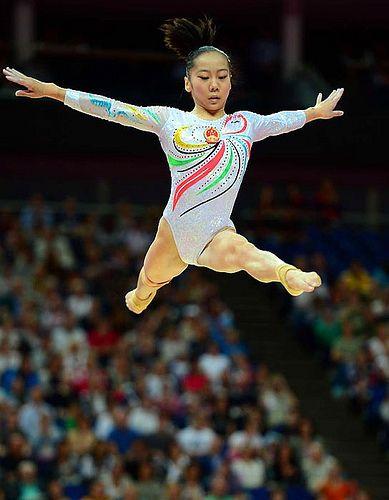 China's Deng Linlin