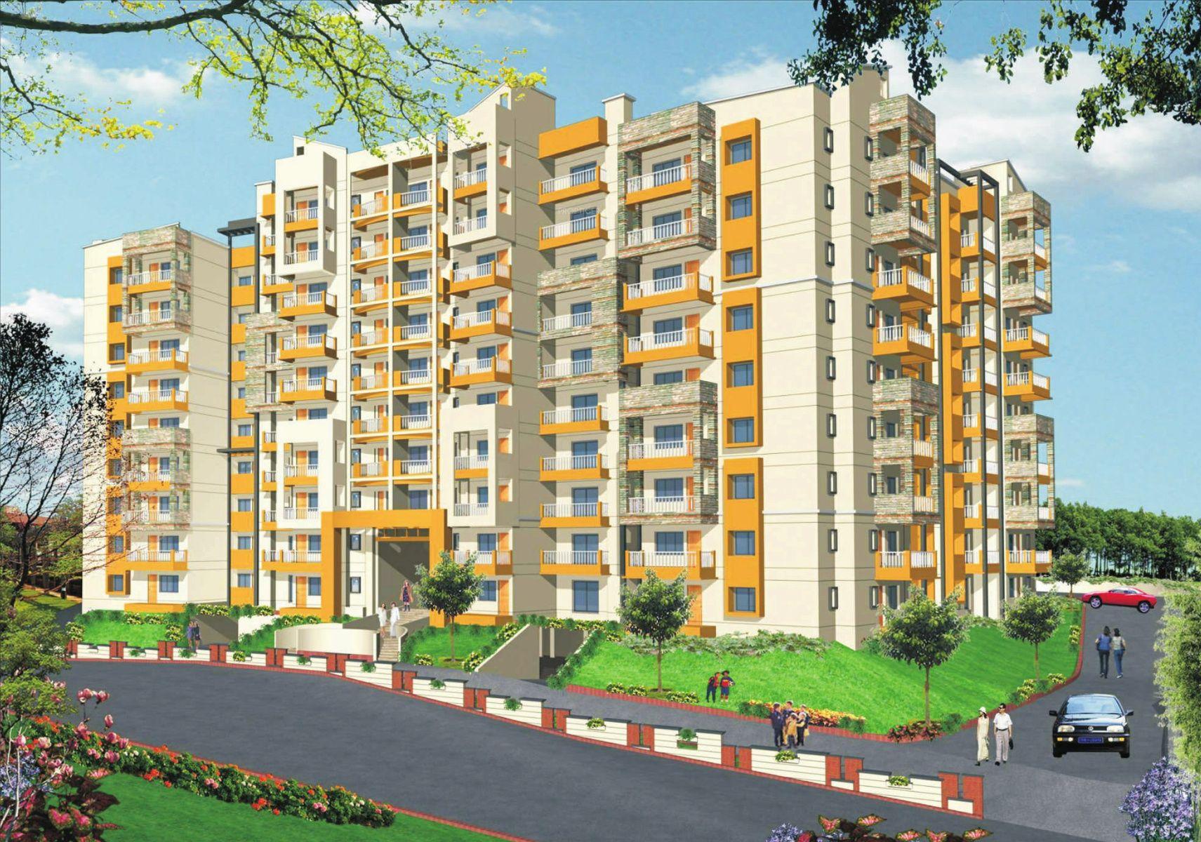 3 BHK Builder Floor for Sale in Sobha Suncrest, Kanakapura