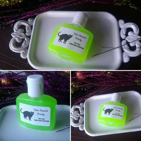Greenhouse Set Vegan Hand Sanitizer Soft Hands Kill Germs