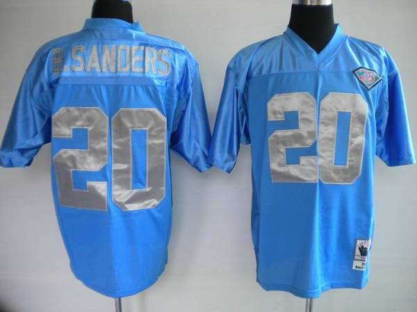 pretty nice bfe18 bf4f0 Barry Sanders - Detroit Lions | My Jersey Collection | Nhl ...