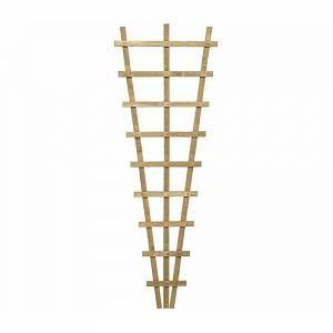Lewisburg Wood Fan Trellis (Set of 3) Sol 72 Outdo