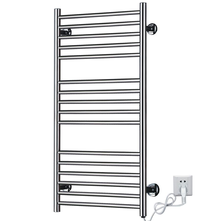 Heated Towel Racks Towel Rail, Stainless Steel Electric Wall Mounted Towel  Warmer Holder Dryer,