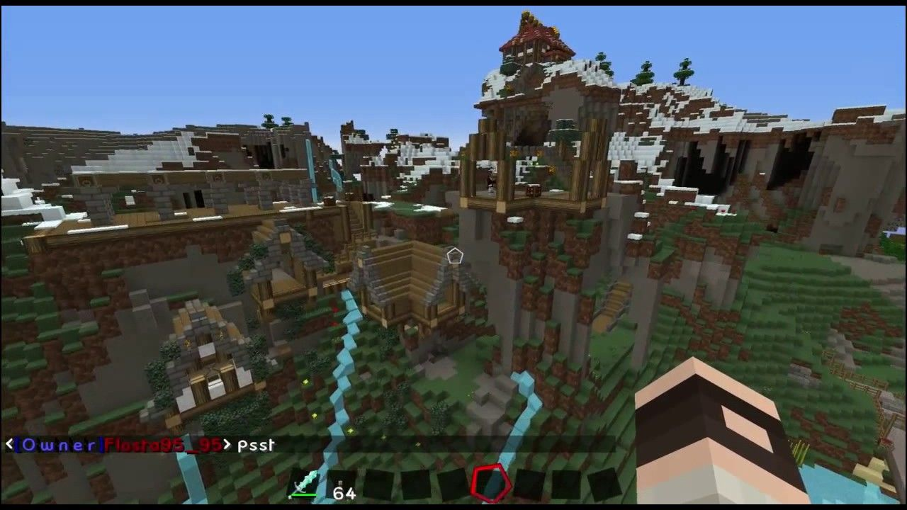 Minecraft Server Group-Craft Hauptwelt 1 8 (RPG freebuild