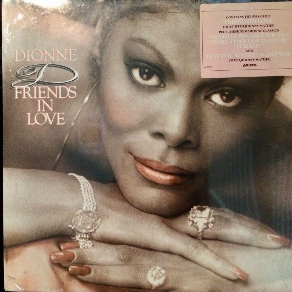 Dionne Warwick Friends In Love Lp 12in 33 3rpm Arista Al 9585 Sealed Classicrb Funk Pop Soul Dionnewarwick Vi Friends In Love Dionne Warwick Her Music
