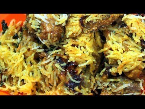 Recipe hyderabadi mutton dum biryani easy cook with food recipe hyderabadi mutton dum biryani easy cook with food junction youtube forumfinder Choice Image