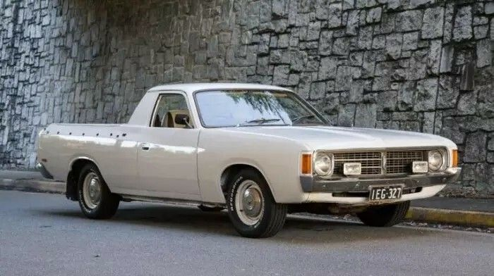 – 1975 Chrysler Valiant Utility