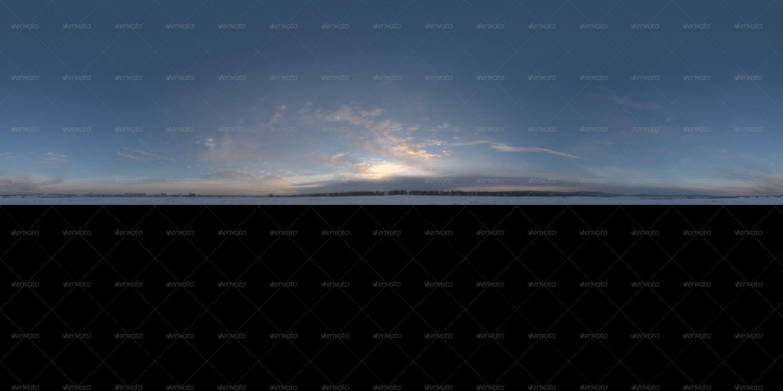 skyHDRi10 Sky, Image icon, Airplane view