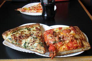 The Rochester NY Pizza Blog