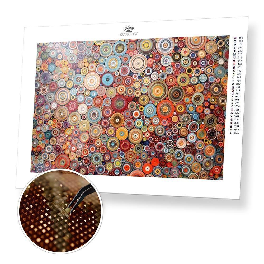 Diamond painting kits home craftology diamond painting
